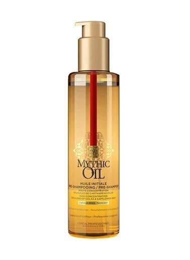 L'oreal Professionnel Loreal Mythic Oil Kalın Telli Saç Şampuan Öncesi Saç Bakım 150 Ml Renksiz